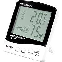 再特价:E-SUN 东方 温湿度计 ETP101(液晶显示)