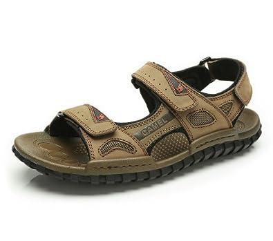 Camel 骆驼 户外鞋 新款正品男款 沙滩鞋 运动休闲凉鞋 82309606