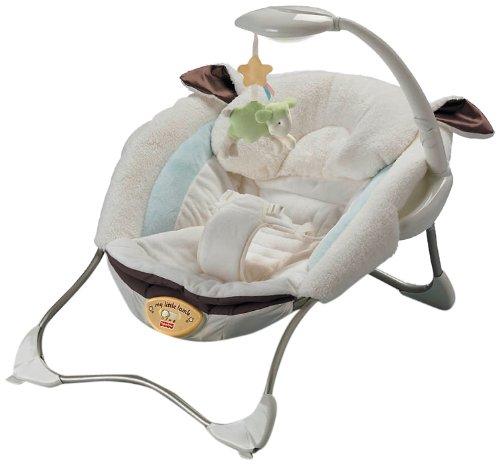 Fisher Price 费雪 安抚小羊羔婴儿椅 P2792 ¥397.6