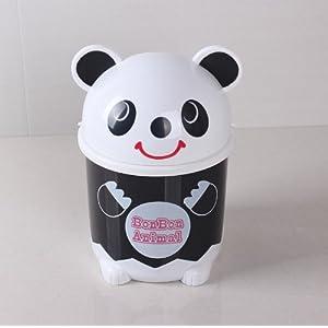 可爱动物卫生桶 卡通垃圾桶/个性收纳桶