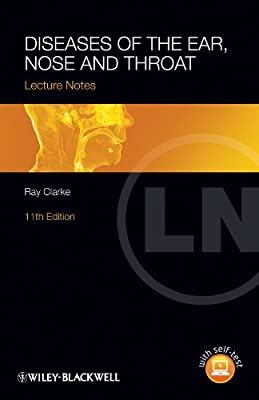 Lecture Notes - Diseases of the Ear, Nose and Throat.pdf