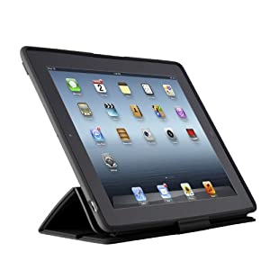 Speck 思佩克 SPK-A1193 iPad case New iPad PixelSkin HD Wrap(黑)