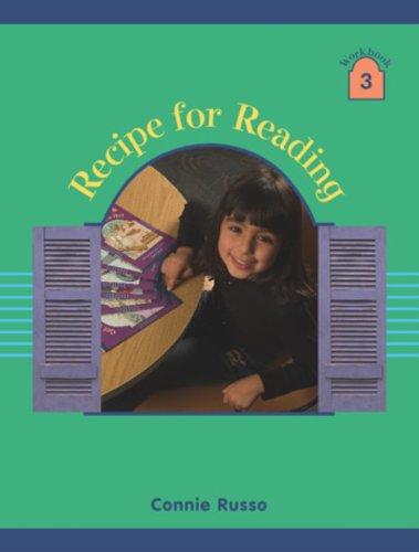 Recipe for Reading: Workbooks 3