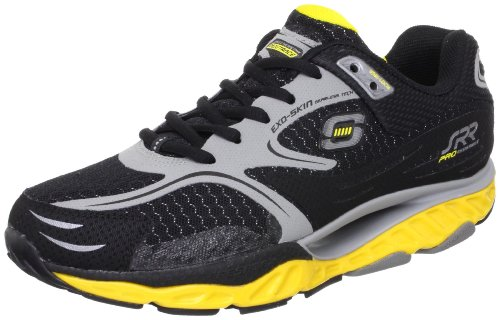 Skechers 斯凯奇 SHAPE UPS RESISTANCE系列 男 跑步鞋  52085C/BKYL