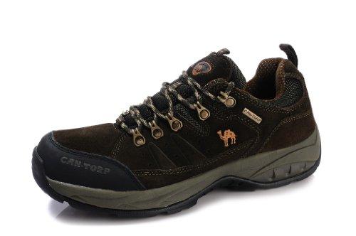 CANTORP 骆驼牌秋冬款男式低帮透气户外休闲鞋男鞋登山鞋徒步鞋 包邮