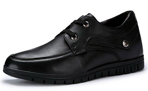 Guciheaven 2015英伦时尚男鞋 潮流男单鞋 隐形增高皮鞋 系带商务休闲鞋 男士真皮皮鞋 内增高男鞋 GH9G06
