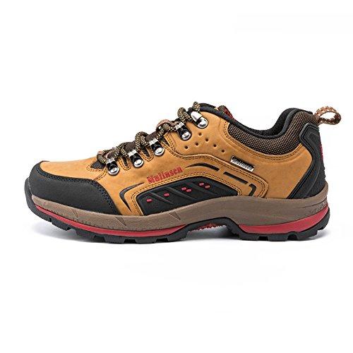 木林森 户外登山鞋秋冬户外鞋男鞋男士徒步鞋男防滑运动鞋