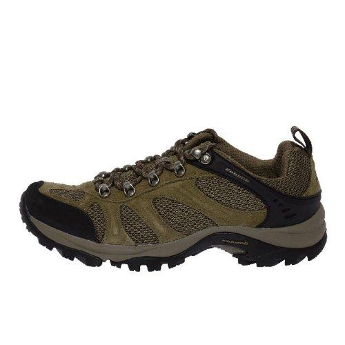 Kolumb 哥仑步 2013新款女子户外低帮透气防滑舒适徒步鞋 404973 咖啡