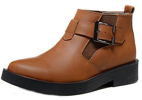 Unbeaten 潮流硬汉霸气 休闲鞋 马丁靴 骑士靴 皮鞋 男靴 军靴 时装靴 高帮靴 工装鞋 真皮靴 户外靴 工装靴 男鞋