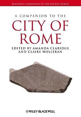A Companion to the City of Rome.pdf