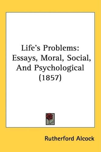 ocial, Psychological 1857