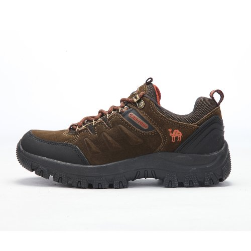 Can·Torp 肯拓普骆驼 正品 女户外登山鞋运动鞋防水透气鞋女内增高旅游鞋D23072