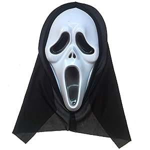 圣诞节 面具 吓人恐怖 面具 化妆舞会鬼节 面具 塑