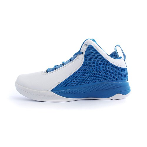 Voit 沃特 篮球鞋男款透气耐磨中帮运动鞋男折扣球鞋123160658