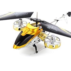 暴龙 遥控飞机 全金属 共轴双浆直升机 四通道 特别版