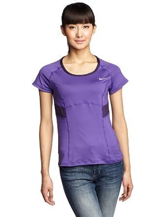 耐克nike女式短袖t恤 416495-816 蓝色 m