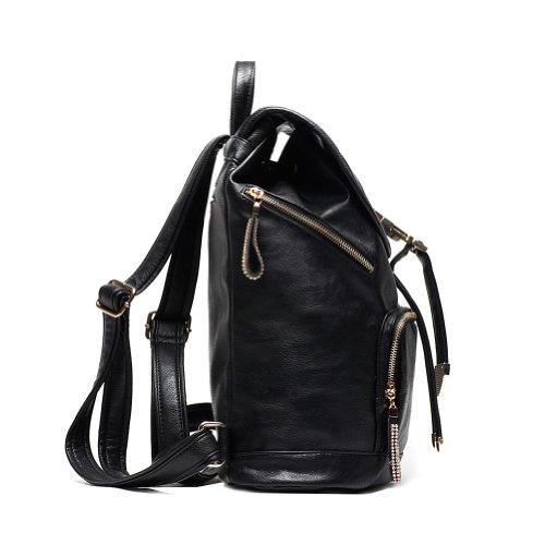 威士顿保罗 时尚潮流版女士双肩包包背包