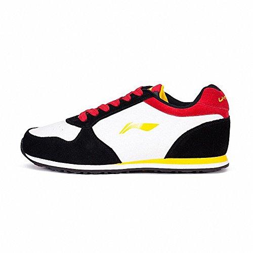Lining 李宁 李宁女鞋 女子运动鞋经典休闲鞋板鞋 ALCE706-1-2