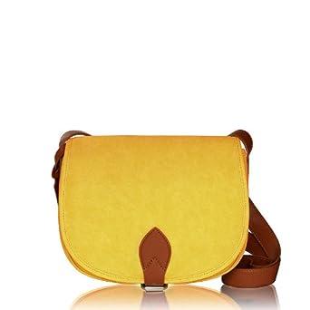 tmc 贵姿堡 糖果色包欧美复古女包马鞍半圆斜挎包单肩包高端气质箭头