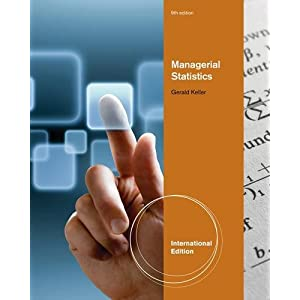 Managerial Statistics Solutions 9th Edition By Keller