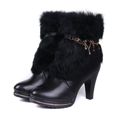 雪地靴棉靴子女鞋