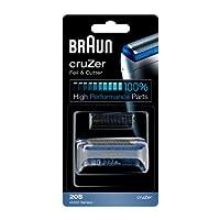 Braun 博朗 20S 刀头/网膜替换套装