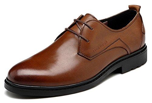 FGN 富贵鸟 新款男鞋 流行男鞋 英伦潮鞋 商务休闲皮鞋 低帮鞋子 男士真皮鞋