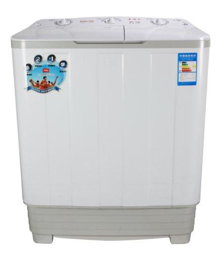 TCL6.5公斤半自动波轮洗衣机XPB65-2228S
