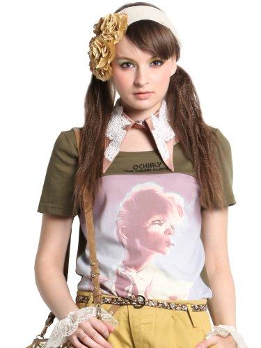 ochirly 欧时力 女式 短袖T恤 1111022140