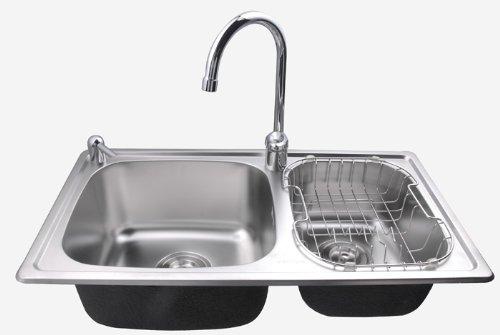 九牧jomoo 厨房水槽 洗菜盆 水槽套装 02018 00 1