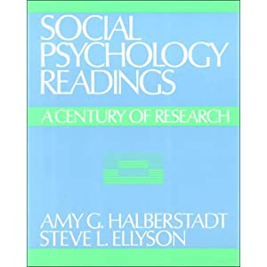 social psychology readings from the first century