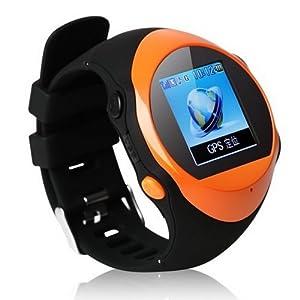 gps手表 手机卫星定位/老人儿童监护防