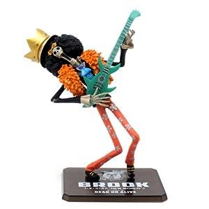 航海王海贼王手办公仔精美盒装骷髅布鲁克手办 2年后新世界