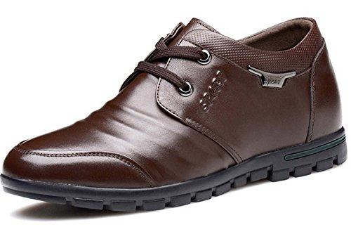 Guciheaven 英伦男士皮鞋 时尚商务休闲皮鞋 正装鞋 户外休闲鞋 内增高男鞋JRSGH687(隐形内增高6厘米)