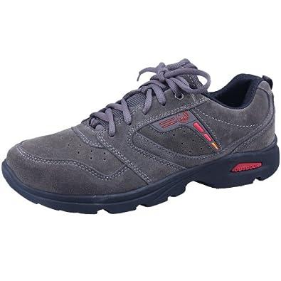 CAM.GNPAI 骆驼队长 徒步鞋 运动鞋 优质反绒牛皮 轻便舒适 CA238086027