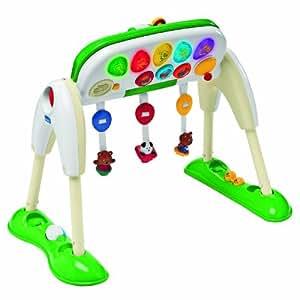 压杠杆就翻转的滚轴  - 有趣的动物形象帮助宝宝认识几何图形