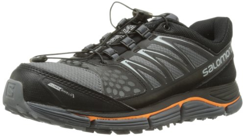Salomon 萨洛蒙 跑步系列 男 越野跑鞋SHOES XR CROSSMAX 2 CS DARK CLOUD/BK/OR 352321