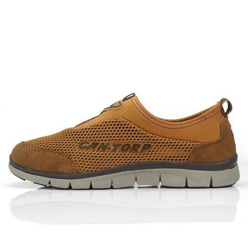 Can·Torp 肯拓普骆驼 2013夏季正品 运动户外徒步鞋休闲男鞋D11163超轻透气