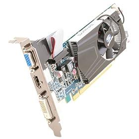 行货SAPPHIRE蓝宝石HD6570 1GB DDR3白金版显卡刀版,549元包邮
