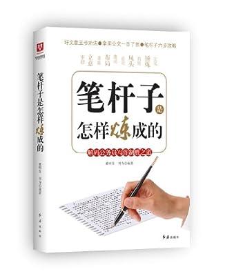 笔杆子是怎样炼成的:解码公务员写作制胜之道.pdf
