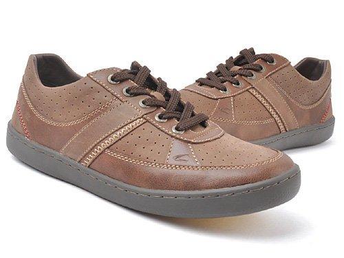 Camel Active 骆驼动感 运动生活系透气系带休闲鞋 男 男休闲鞋 189102135咖啡 brown