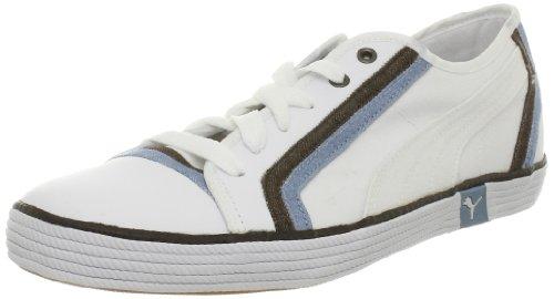 PUMA 彪马 新酷系列 男帆布鞋/硫化鞋 Puma Volley Chambray 353142