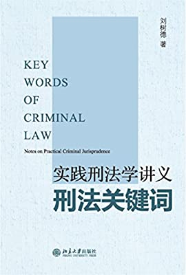 实践刑法学讲义:刑法关键词.pdf