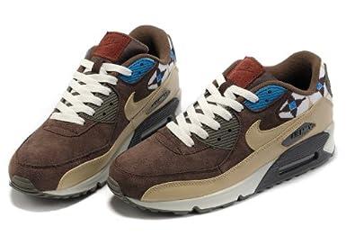 耐克 air max90 系列 air max 90 彩虹 系列 新款气垫女鞋 高清图片