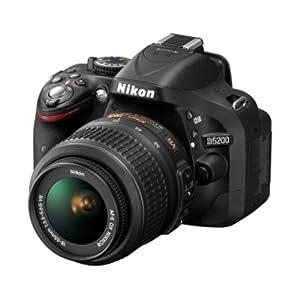 好价格出现了,Nikon尼康单反相机 D5200套机¥3499-100