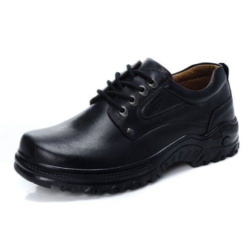Guciheaven 古奇天伦 商务休闲鞋 春季新款内增大头皮鞋 英伦户外鞋 低帮男鞋 51201