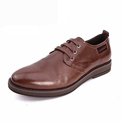 Montagut 梦特娇 2013秋季新款 商务正装男士皮鞋 真皮时尚休闲鞋 专柜正品