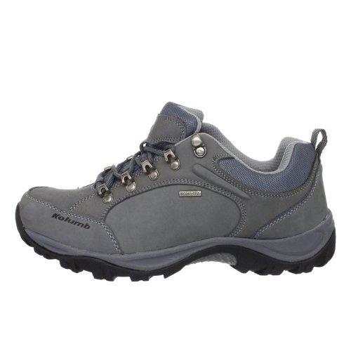 Kolumb 哥仑步 男子户外低帮防滑徒步鞋 304043 灰色