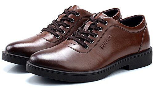 mulinsen 木林森 2014春秋英伦男士真皮商务休闲皮鞋真皮皮鞋