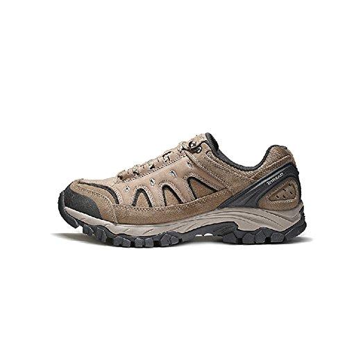 Toread 探路者 男鞋春夏户外登山鞋徒步鞋户外鞋运动鞋男透气TFAB91019代